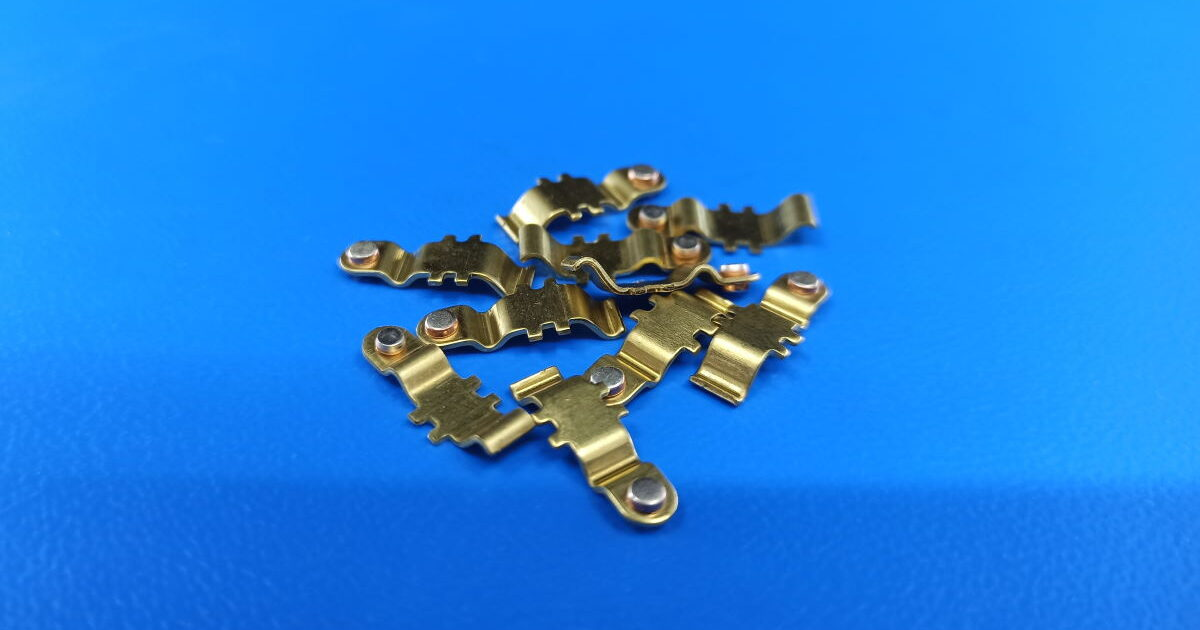 Terminal Manufacturing & Contact Fastening